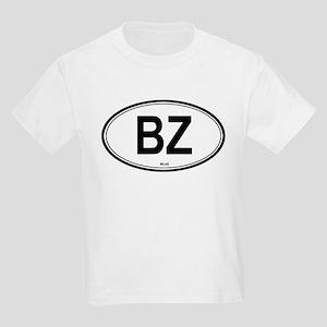 Belize (BZ) euro Kids T-Shirt