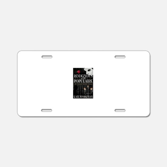 Funny Phantom of the opera Aluminum License Plate