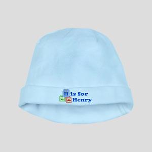 Baby Blocks Henry baby hat