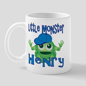 Little Monster Henry Mug
