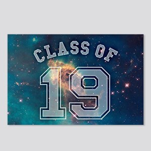 Class Of 19 Space Postcards (Package of 8)