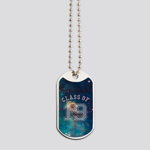 Class Of 19 Space Dog Tags
