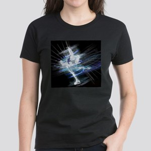 Figure Skater Women's Dark T-Shirt