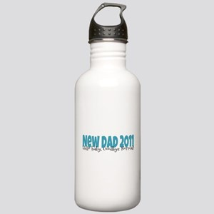 New Dad 2011 Stainless Water Bottle 1.0L