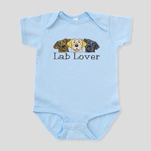 Lab Lover Infant Bodysuit