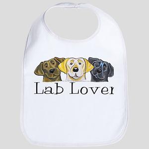 Lab Lover Bib