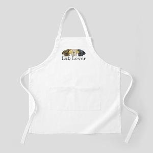 Lab Lover BBQ Apron