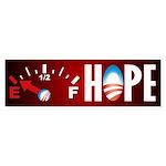 Anti Obama 2012 Sticker (Bumper)