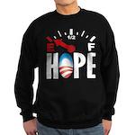Anti Obama 2012 Sweatshirt (dark)