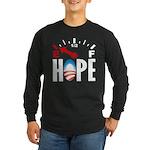 Anti Obama 2012 Long Sleeve Dark T-Shirt