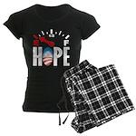 Anti Obama 2012 Women's Dark Pajamas