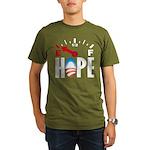 Anti Obama 2012 Organic Men's T-Shirt (dark)
