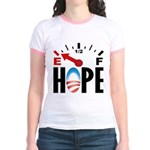 Anti Obama 2012 Jr. Ringer T-Shirt