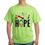 Anti Obama 2012 Green T-Shirt
