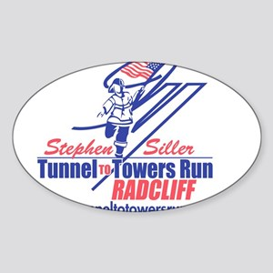 Tunnel To Towers - 2011 Sticker (Oval)