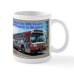 100 Years of Transit in Regina Mug #2