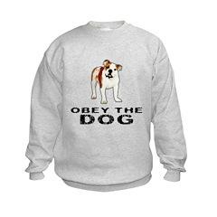 Obey the Dog Sweatshirt