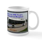 100 Years of Transit in Regina Mug #4