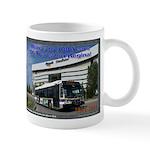 100 Years of Transit in Regina Mug #5