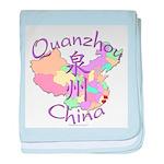 Quanzhou China baby blanket