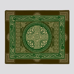 Celtic Cross Blanket / Tapestry
