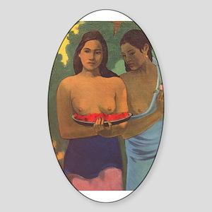 Artzsake Sticker (Oval)