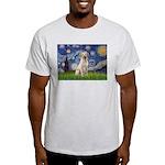 Starry - Yellow Lab 7 Light T-Shirt