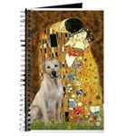 The Kiss-Yellow Lab Journal