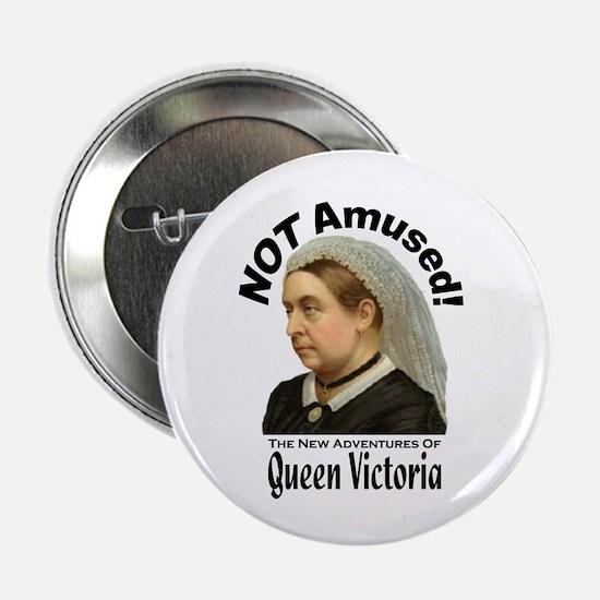 Queen Victoria Button