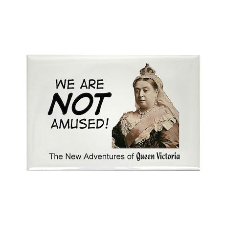 Queen Victoria Rectangle Magnet (10 pack)