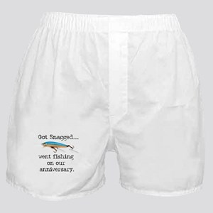 Got Snagged... Boxer Shorts