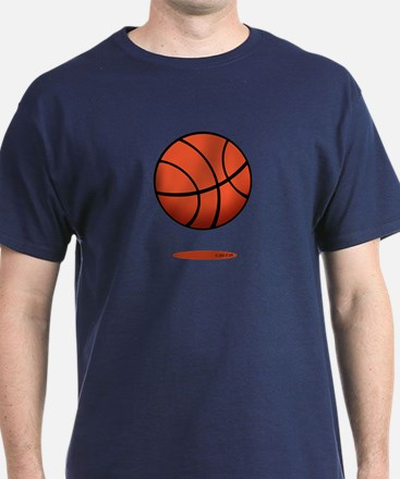 Basketball (6) T-Shirt