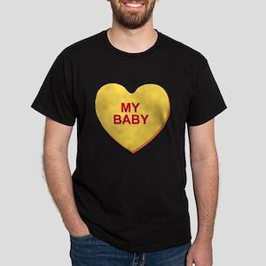 conversation heart - my baby T-Shirt