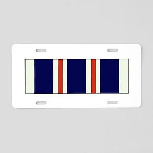 "CAP ""Find"" Ribbon Aluminum License Plate"