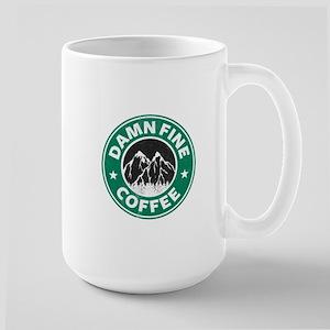 Damn Fine Coffee Mugs