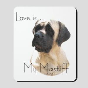 Mastiff 59 Mousepad