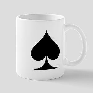 Poker spades Mug