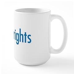 Official Horizontal Logo Large Mug