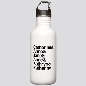 Wives of Henry VIII Stainless Water Bottle 1.0L