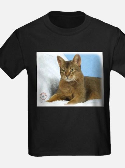 Abyssinian Cat 9Y009D-020 T