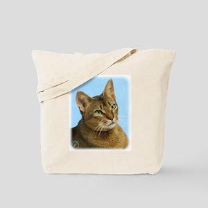 Abyssinian Cat 9Y009D-036 Tote Bag