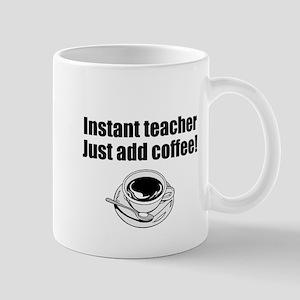 Coffee Teacher Mug