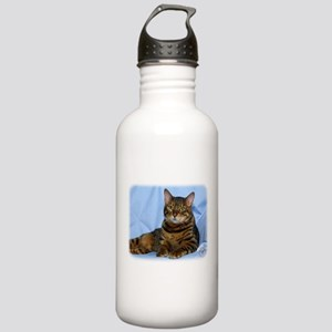 Bengal Cat 9W052D-018 Stainless Water Bottle 1.0L