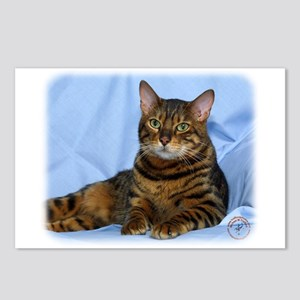 Bengal Cat 9W052D-018 Postcards (Package of 8)