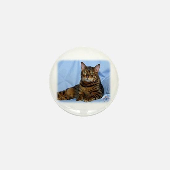 Bengal Cat 9W052D-018 Mini Button
