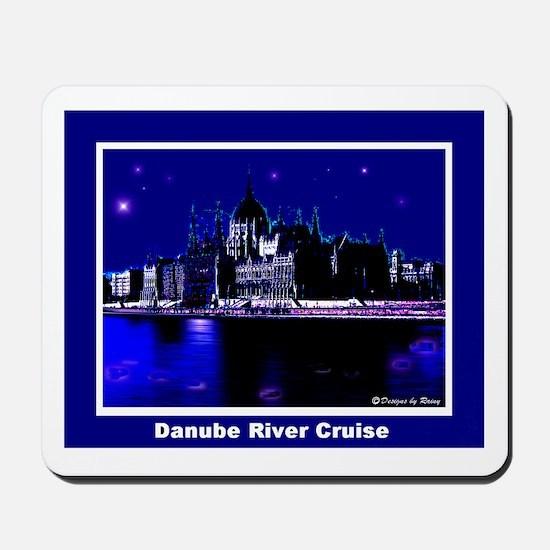 Danube River Cruise Mousepad