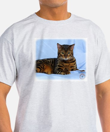 Bengal Cat 9W052D-023 T-Shirt