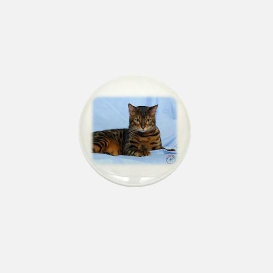 Bengal Cat 9W052D-023 Mini Button