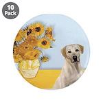Sunflowers-Yellow Lab 7 3.5