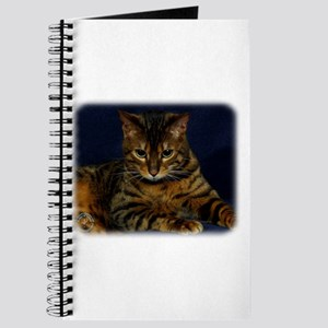 Bengal Cat 9W080D-128 Journal
